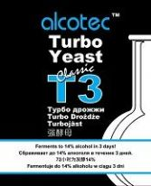 Alcotec Classic T3 Turbo Yeast (BB Oct 17) 50% OFF